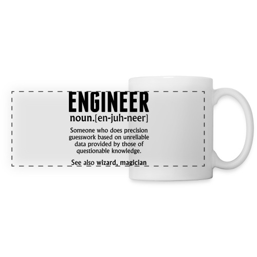 ENGINEER - Panoramic Mug