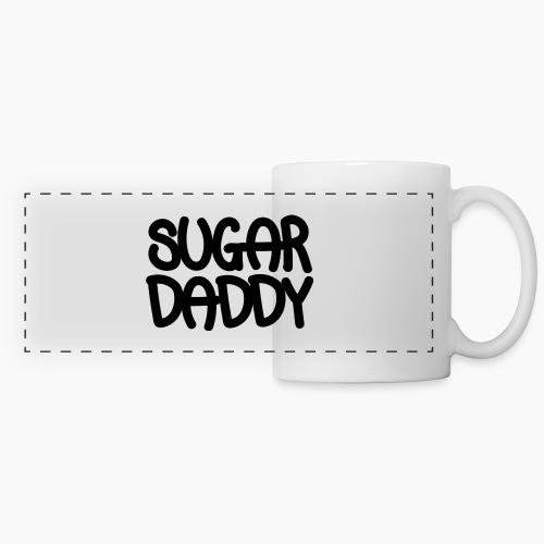Sugar Daddy Zwart - Panoramamok