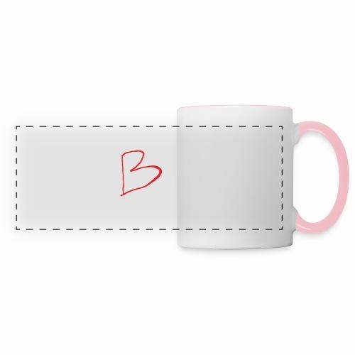 limited edition B - Panoramic Mug