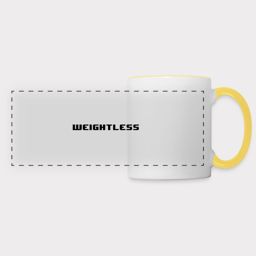 Weightless - Panoramic Mug