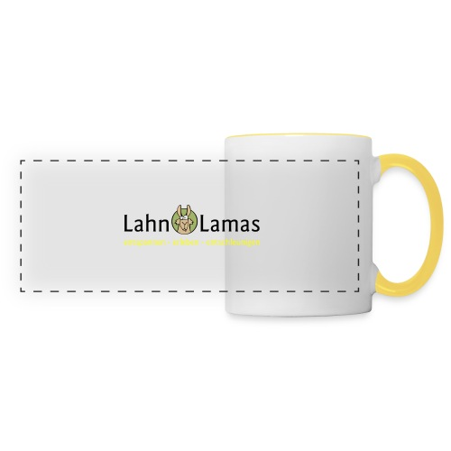 Lahn Lamas - Panoramatasse