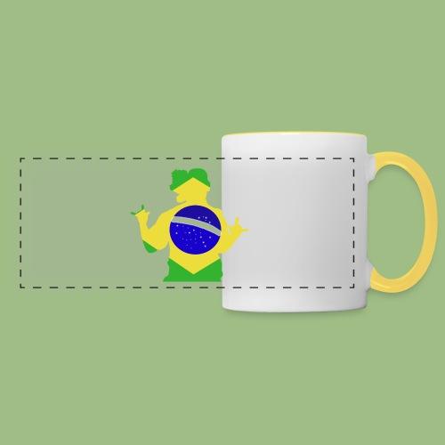 Ronaldinho Brazil - Panoramamugg