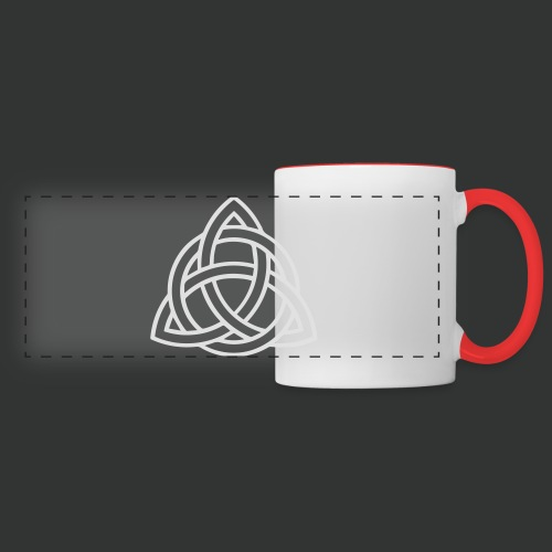 Celtic Knot — Celtic Circle - Panoramic Mug