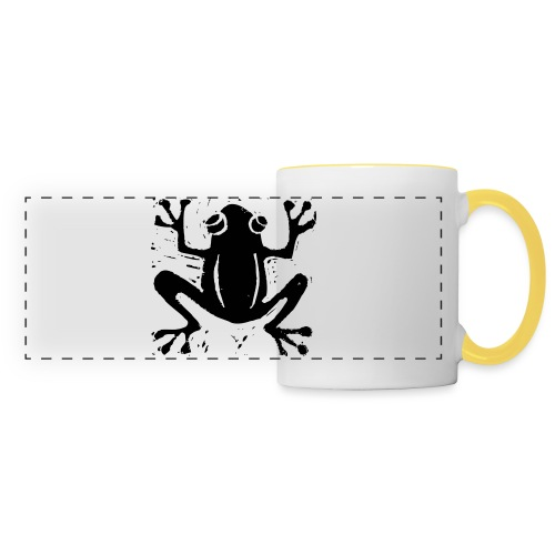 Crafty Wotnots Tree Frog - Panoramic Mug