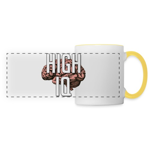 XpHighIQ - Mug panoramique contrasté et blanc