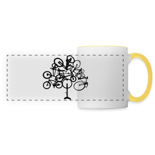 Treecycle - Panoramic Mug