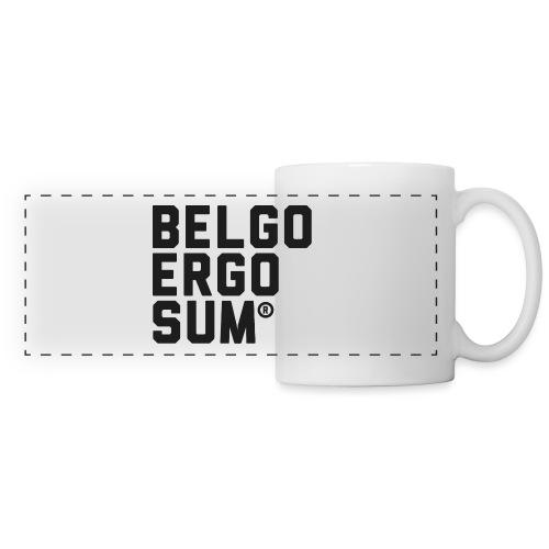 Belgo Ergo Sum - Panoramic Mug