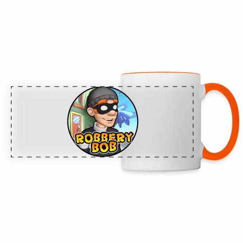 Robbery Bob Button - Panoramic Mug