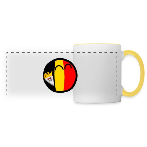 Belgiumball - Panoramic Mug