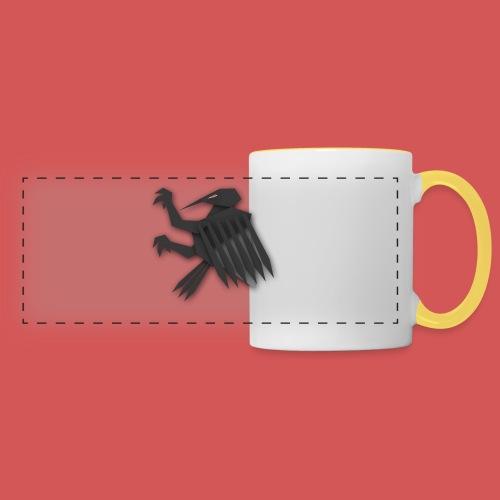 Nörthstat Group ™ Black Alaeagle - Panoramic Mug