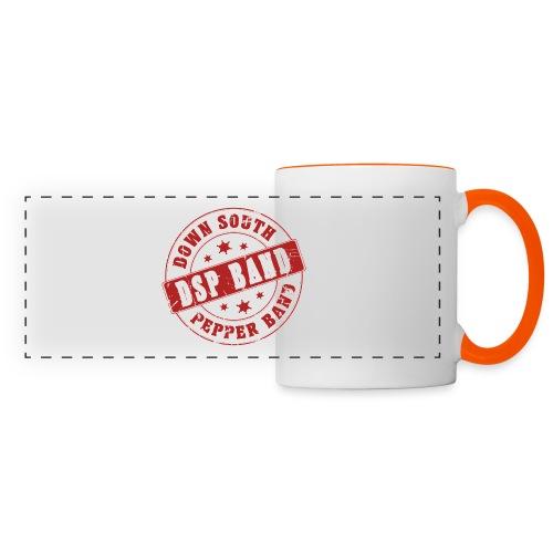 DSP band logo - Panoramic Mug