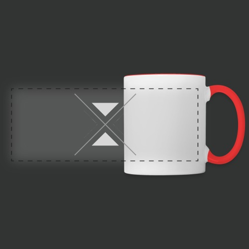 triangles-png - Panoramic Mug