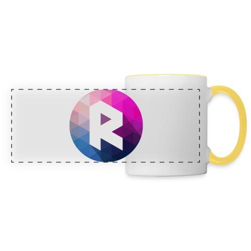 radiant logo - Panoramic Mug