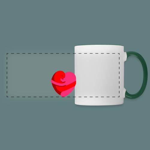 hearts hug - Tazza con vista