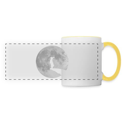 rabbit_wolf-png - Panoramic Mug