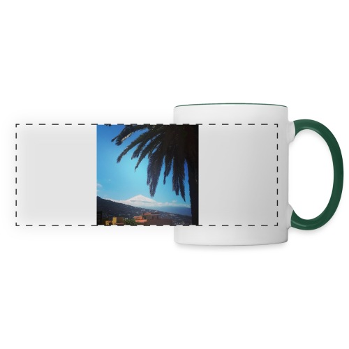 Islas Tenerife - Tazza con vista