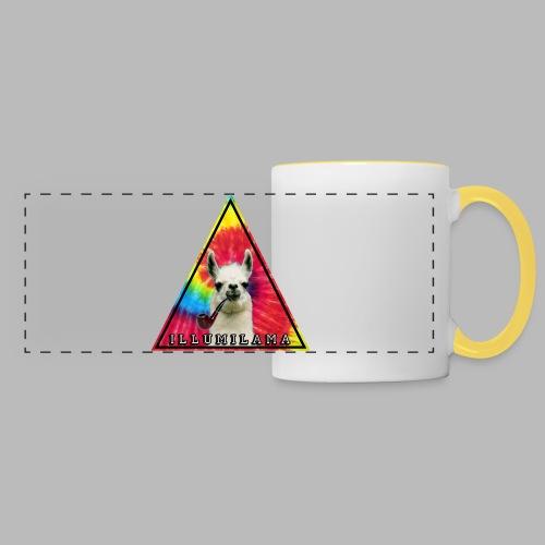 Illumilama logo T-shirt - Panoramic Mug