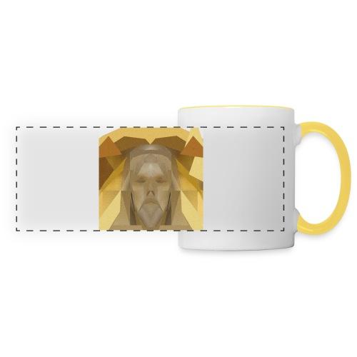 In awe of Jesus - Panoramic Mug