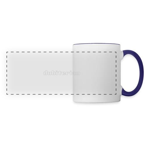 dubiterian1 gif - Panoramic Mug