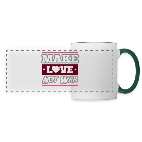 Make_love_not_war by Lattapon - Panoramakrus