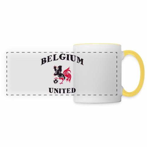 Belgium Unit - Panoramic Mug
