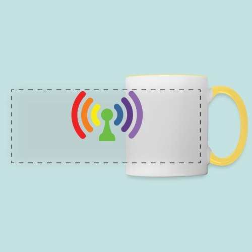 Bi-Fi - Panoramic Mug