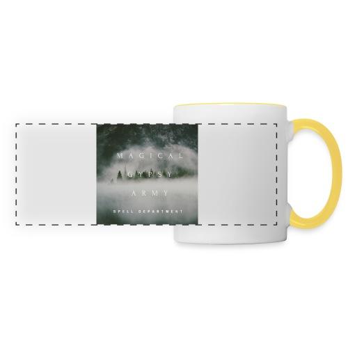 MAGICAL GYPSY ARMY SPELL - Panoramic Mug