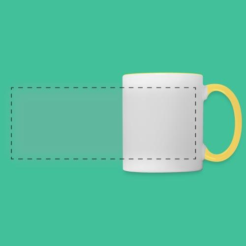 Velo Icon - Red Clr - Panoramic Mug