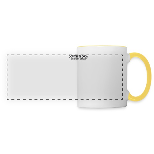Goldgasse 9 - Front - Panoramic Mug