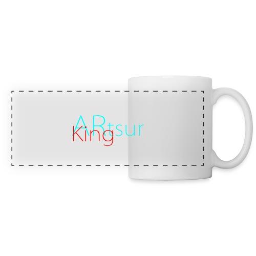 ARtsurKing Logo - Panoramic Mug