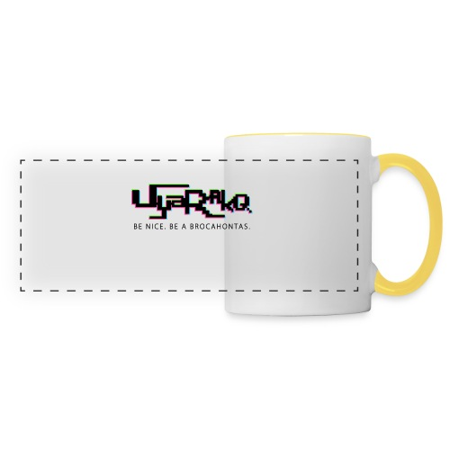 Brocahontas - Panoramic Mug