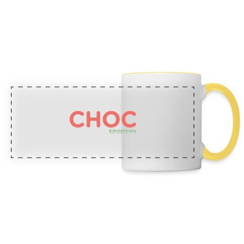 CHOC 2 - Tazza con vista