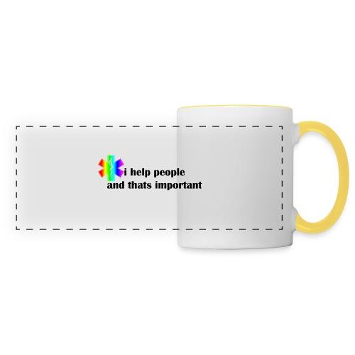 i help people - Panoramamok