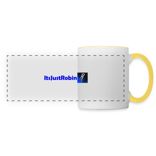 Eerste design. - Panoramic Mug
