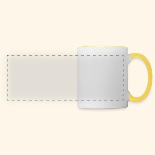STAMINA - Mug panoramique contrasté et blanc