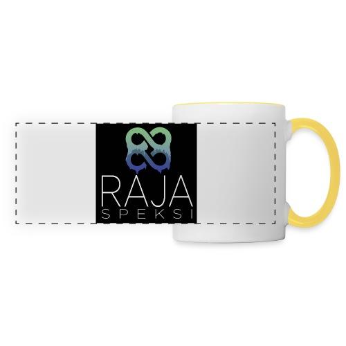 RajaSpeksin logo - Panoraamamuki