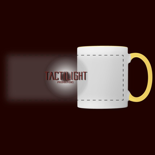 Tactilight Logo - Panoramic Mug