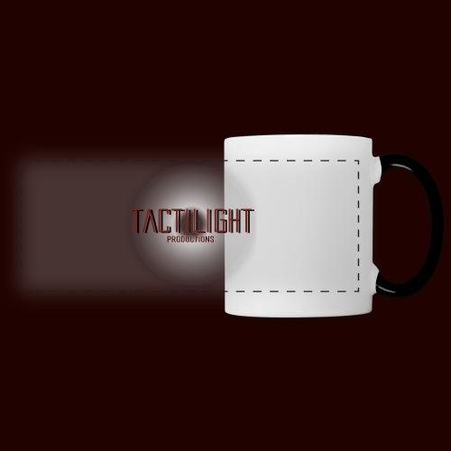 Tactilight Logo - Panoramic Mug
