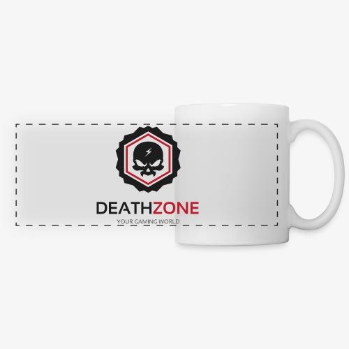 DeathZone Logo Avatar - Kubek panoramiczny