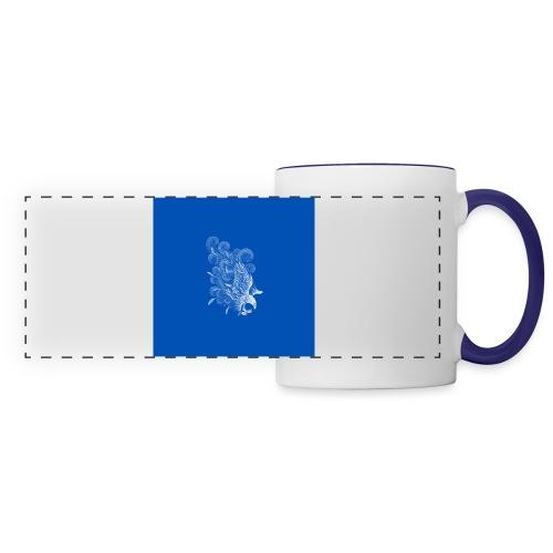 Windy Wings Blue - Panoramic Mug