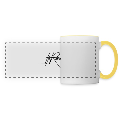Small logo white bg - Panoramic Mug