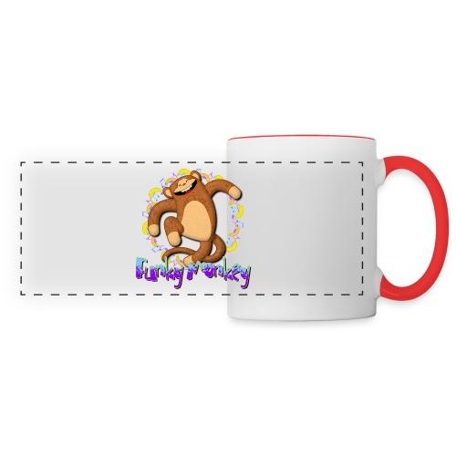 Funky Monkey - Tazza con vista
