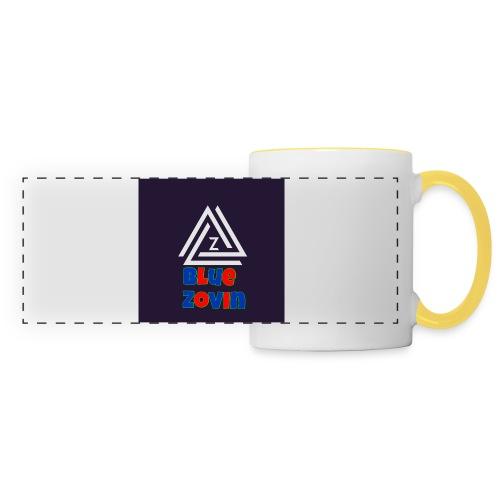 BlueZovinshirt - Panoramic Mug