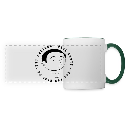Pete Snott - Panoramic Mug
