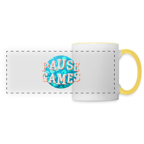 Pause Games New Version - Panoramic Mug