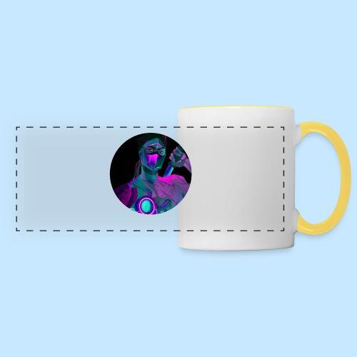 Neon Genji - Panoramic Mug