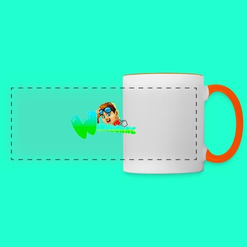 Character ^^ - Panoramic Mug