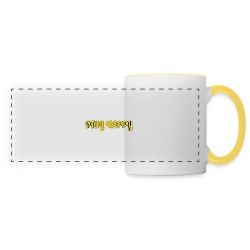 Stay Happy - Panoramic Mug