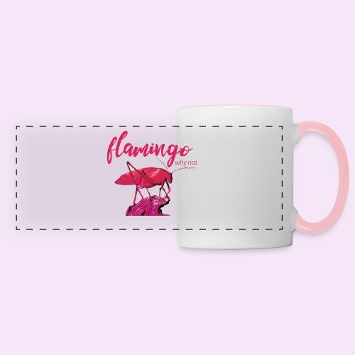Wannabe Flamingo Sprinkhaan HOT PINK BABY - Panoramamok