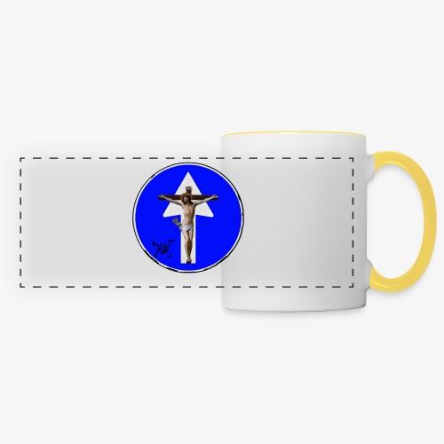 Gesù - Tazza con vista